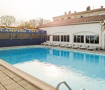 camping piscine arles