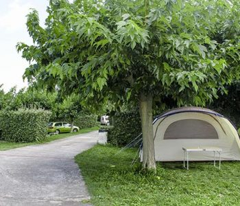 location emplacements camping Arles Camargue